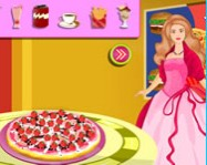 Barbie candy pizza barbie j�t�kok