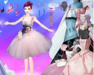 Barbie in gowns online barbie j�t�k