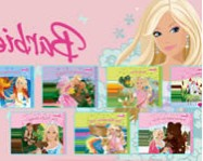 Barbie puzzle collections ingyen j�t�k