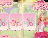 Barbies magic slippers barbie j�t�kok